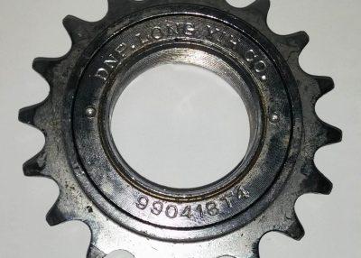 גלגל שיניים פריילוף 18 שן DNP