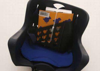 מושב בטיחות קדמי לילד