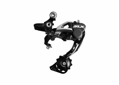 +Shimano (675) SLX 10 Spd Rear Derailleur Shadow