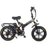 אופניים חשמליים STARK Apex 2021 Gold 1