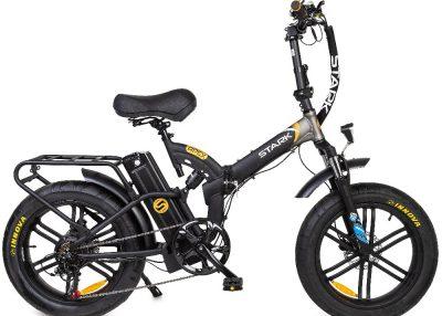 אופניים חשמליים STARK Apex 2021 Gold