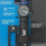 משאבה לאופניים BETO – 030PG עם שעון – מתאים גם לאופני כביש 2